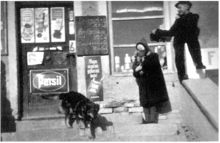 Anfang der 50er Jahre