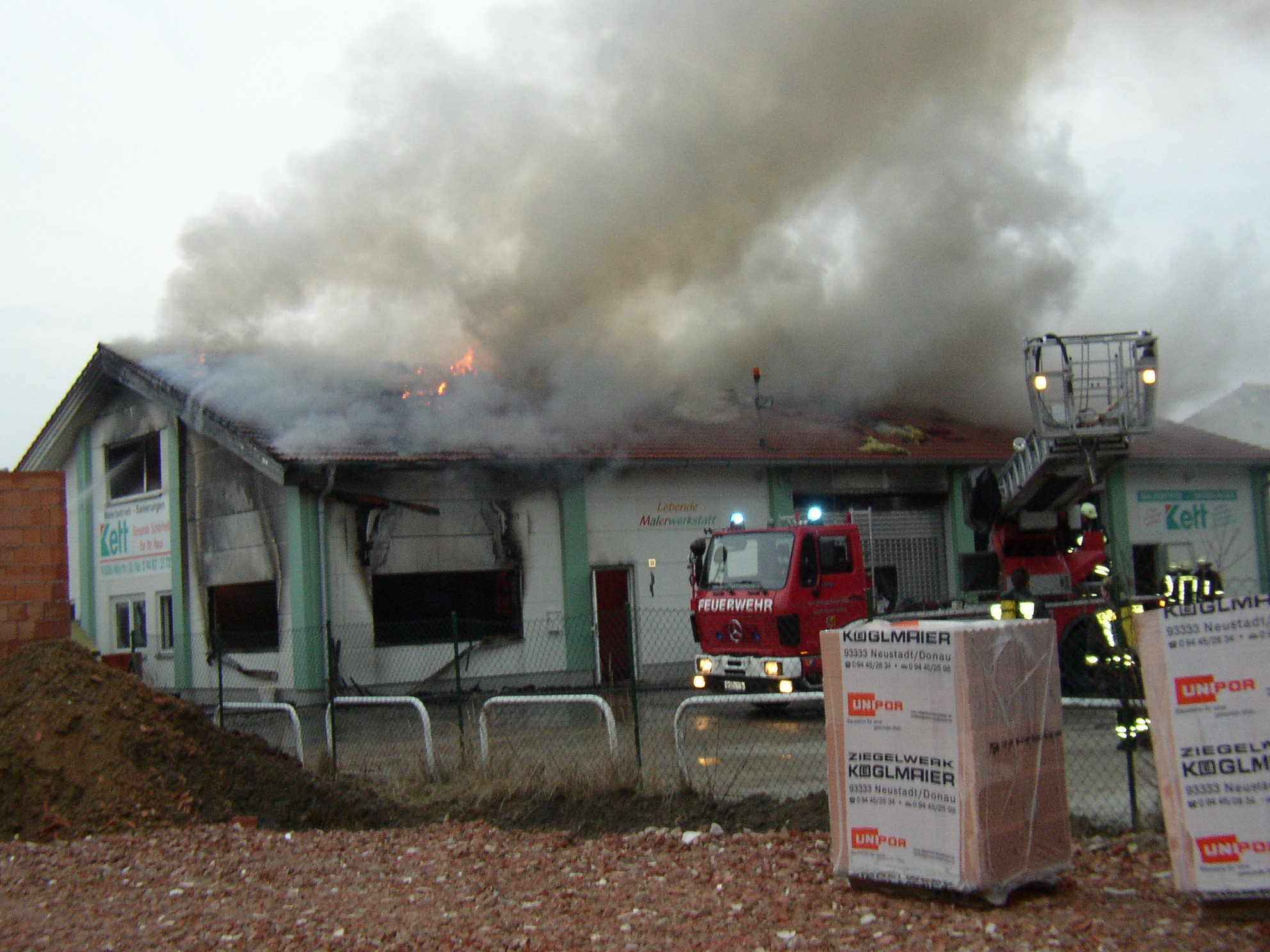 Rückschlag März 2009